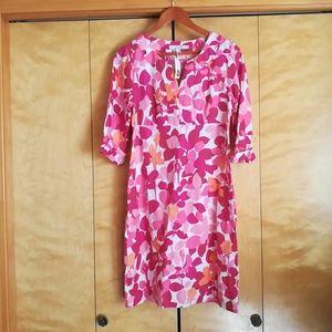 Nwt Boden linen Coreen cotton tunic/dress